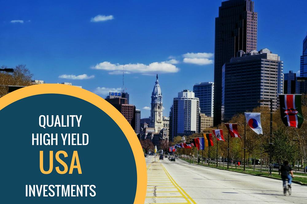 Philladelphia and Baltimore Investment Properties Slide 1