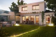 La Foret d'Armotte French investment property 4 bedroom villa