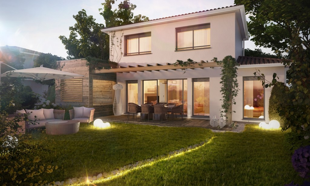 La Foret d'Armotte French investment property 4 bedroom villa