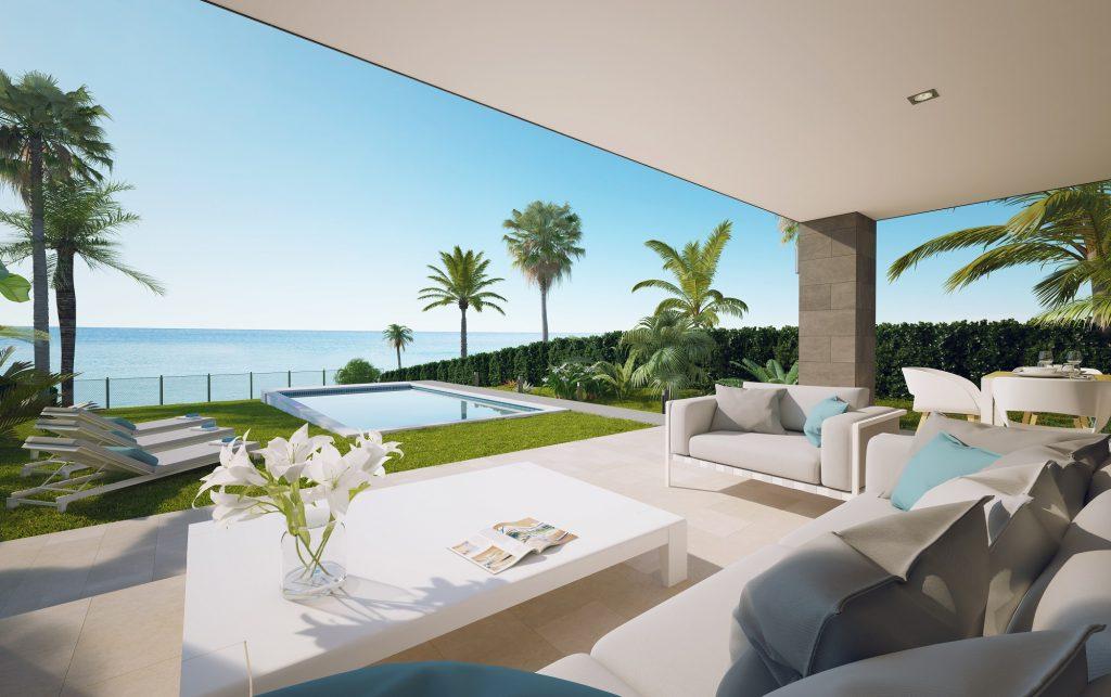 Bahia de las Rocas Spanish property exterior 3