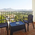 Las Lomas Village view from private balcony - buy-to-let investment Spain