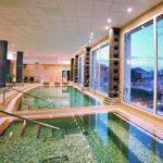 Las Lomas Village indoor pool - buy-to-let investment Spain