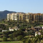 View of Las Lomas Village apartments - buy-to-let investment Spain