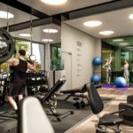 Natex student accommodation Liverpool onsite gym