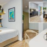 Natex student accommodation Liverpool studio