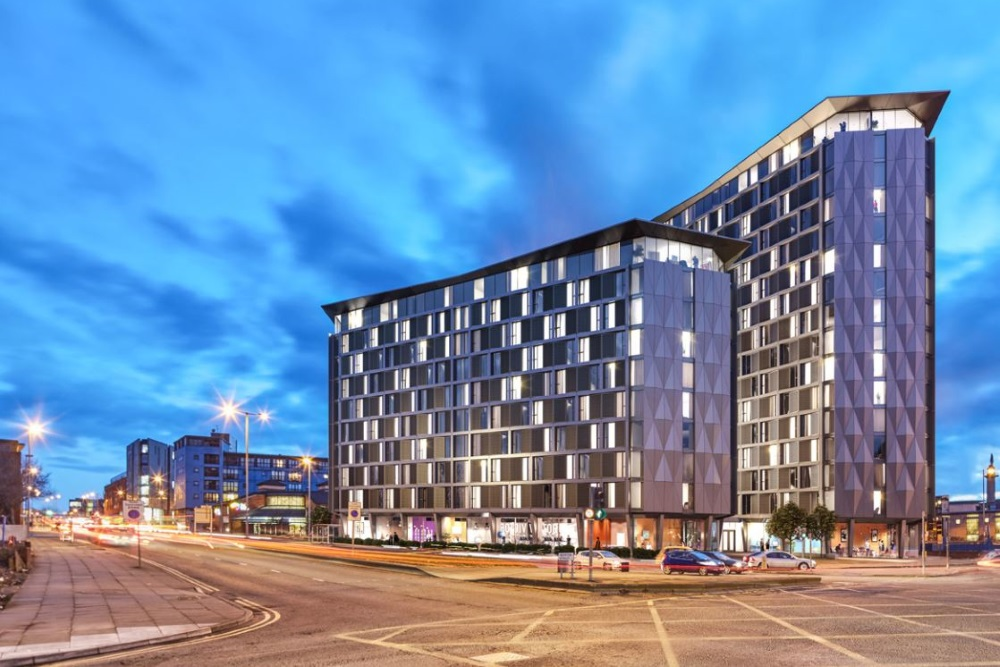 Natex student accommodation Liverpool