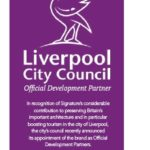 Liverpool City Council official partner logo