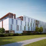 One London Road Newcastle student accommodation Block 1