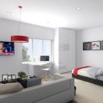 One London Road Newcastle student accommodation Internal 2