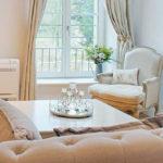 Halcyon retreat lounge area