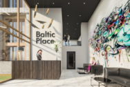 Baltic Place reception