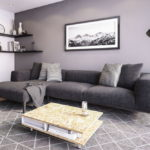 St Annes Gardens Investment Living Room