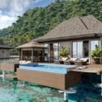 El Nido Beach Philippines overwater suite