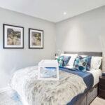 Whitelocke House London Investment Property - bedroom
