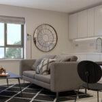 Whitelocke House London Investment Property - dining room