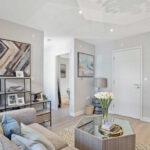 Whitelocke House London Investment Property - living room