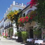 Marbella Lake apartments Nueva Andalucia Calle Ancha Buganvillas