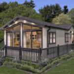 Titanium Exterior - Sun Valley Holiday Lodges