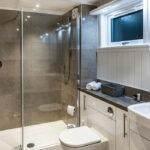 Silverwood Lodges Scotland lodges investment - bathroom