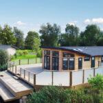 Platinum Exterior - Sun Valley Holiday Lodges