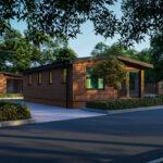 Silverwood Lodges Scotland lodges investment - lodges exterior