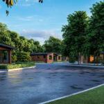 Silverwood Lodges Scotland lodges investment - park view