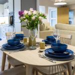 Titanium Dining Area - Sun Valley Holiday Lodges