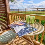 Silverwood Lodges Scotland lodges investment - view from deck