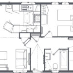 Gold Floor Plan - Sun Valley Holiday Lodges