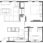 Platinum Floor Plan - Sun Valley Holiday Lodges