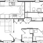 Titanium Floor Plan - Sun Valley Holiday Lodges